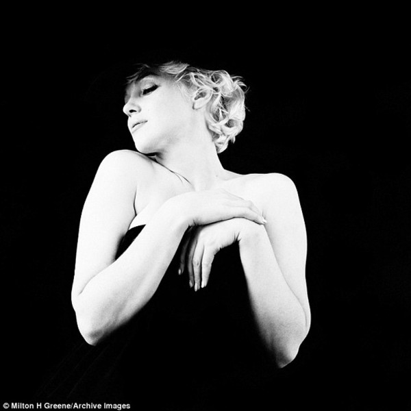 © Milton H. Greene: Marilyn Monroe, New York, 1954