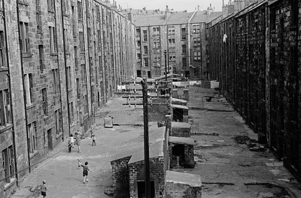 © Nick Hedges, Glasgow, 1971