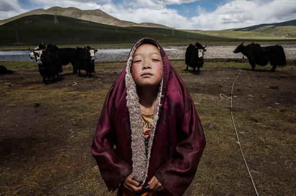 © Kevin Frayer / SWPA 2016 (Professional, People): Nomadic Life Threatened on the Tibetan Plateau