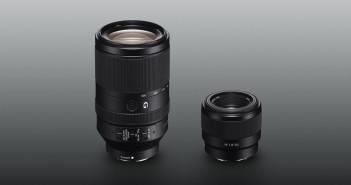 Obiectivele FE 70-300mm F4.5 – 5.6 G OSS Telephoto Zoom si FE 50mm F1.8 prime