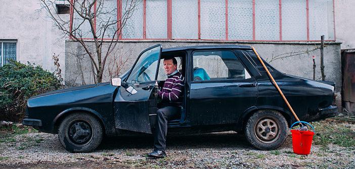 Hajdu Tamas: Laboratorul din spatele blocului