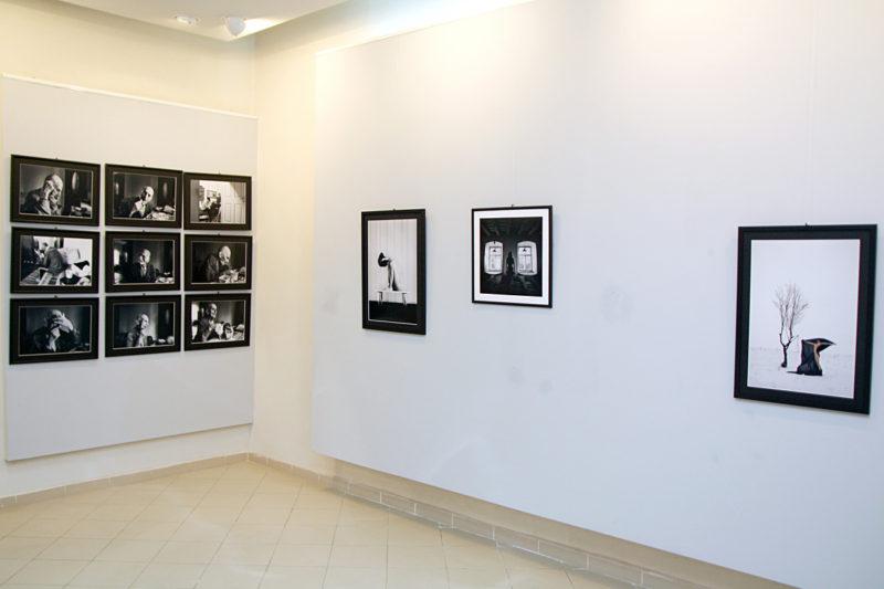 Imagine din expozitie (Anca Cernoschi)