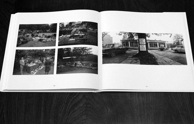 © Andrzej Baturo - 50 de ani de fotografie, interior album.