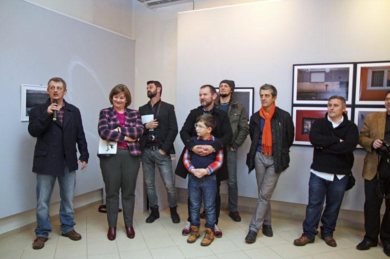 Deschiderea oficiala a expozitiei