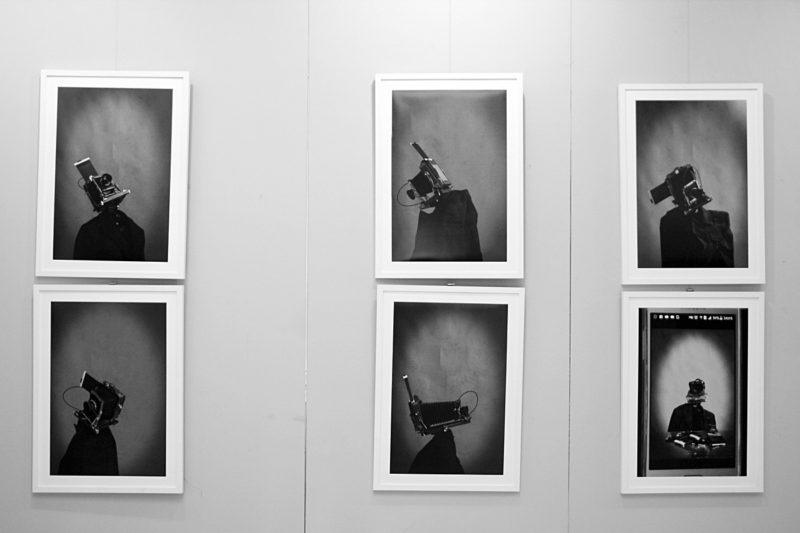 Imagine din expozitie (Tadao Shibata)