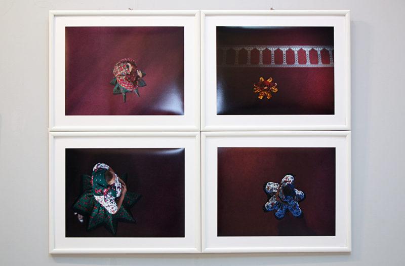 Imagine din expozitie (Remus Tiplea)