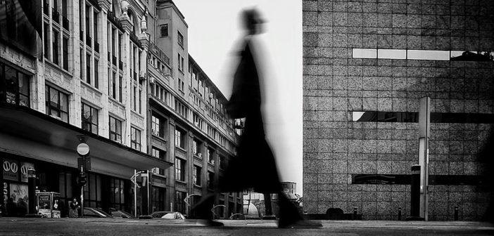 Mirela Momanu: Ghost Town