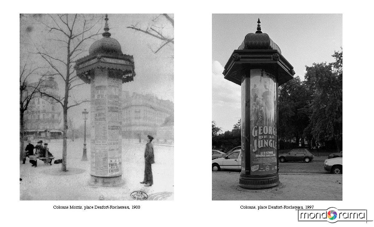 © Christopher Rauschenberg: Paris Changing