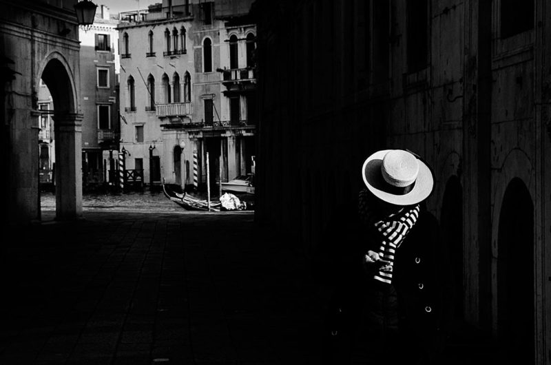 © Oliver Merce: Gondolierul