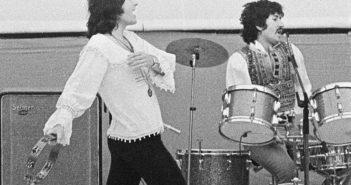 © Victor Boldar: Phoenix - Ultimul concert. Mircea Baniciu si Ovidiu Lipan Tandarica, Craiova, 20 mai, 1977