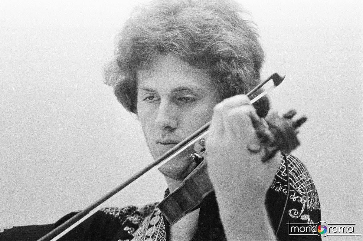 © Victor Boldar: Phoenix - Ultimul concert. Erlend Krauser, Craiova, 20 mai, 1977