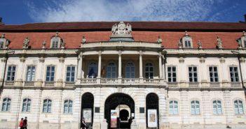 Muzeul de Arta din Cluj-Napoca.