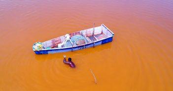 © Radu Mihai Iani, Lake Rose, Senegal, 2017