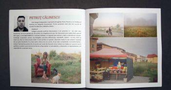 Catalogul expozitiei, interior.