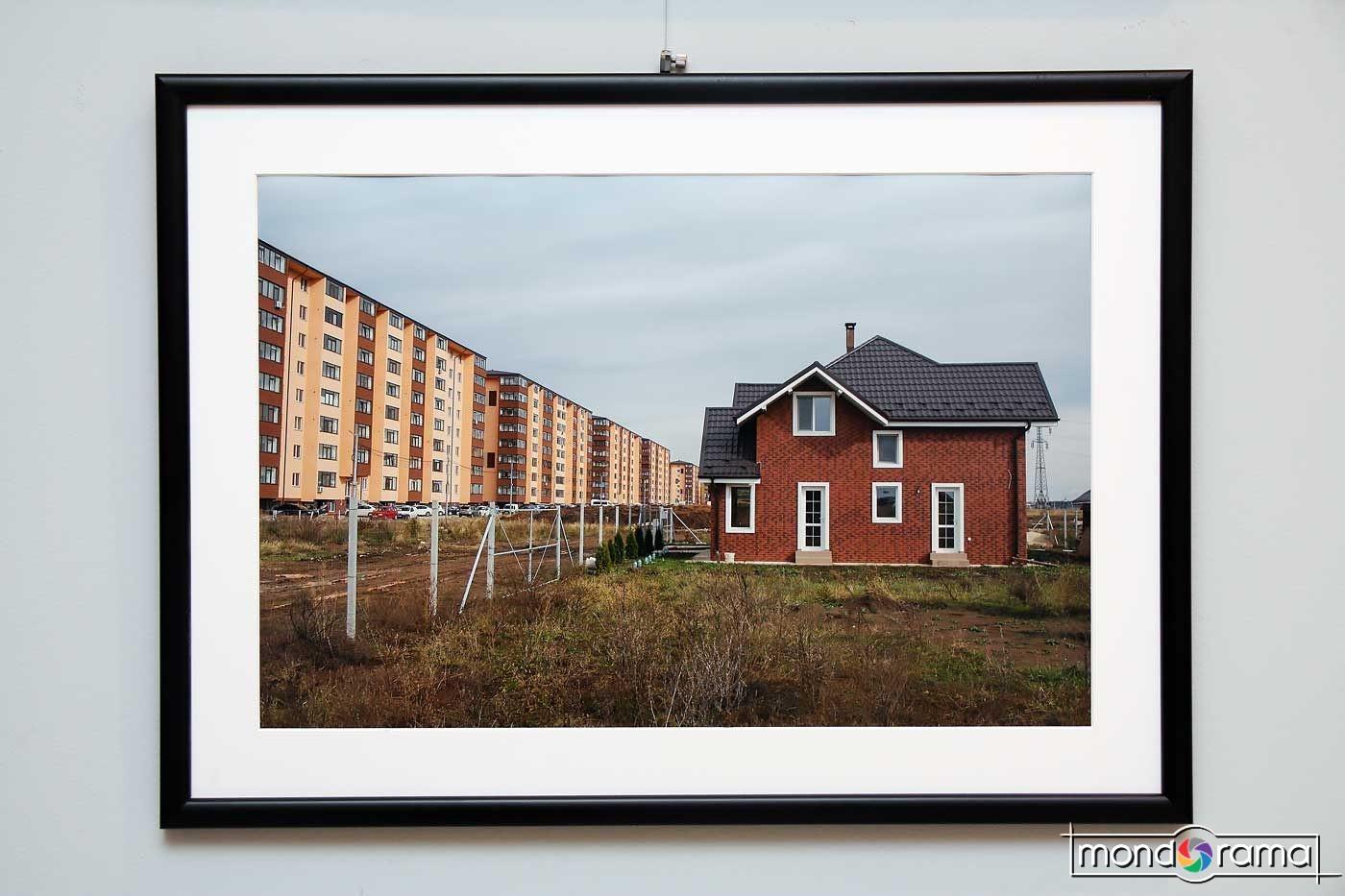 """Petrut Calinescu: """"Periferia B"""", una dintre imaginile proiectului."""