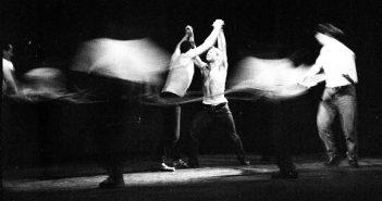 © Dorian Delureanu, Festival Shakespeare, Craiova, 1994