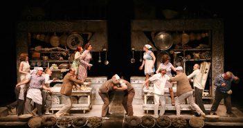 © Florin Chirea, Festival Shakespeare, Craiova, 2012