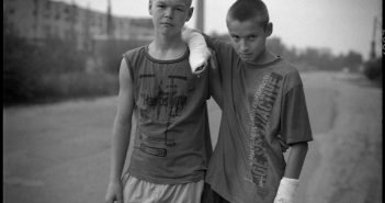 © Oleg Videnin, Teenage years, Bryansk, 2005
