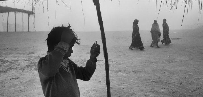 Alexandru Ilea: India in alb si negru