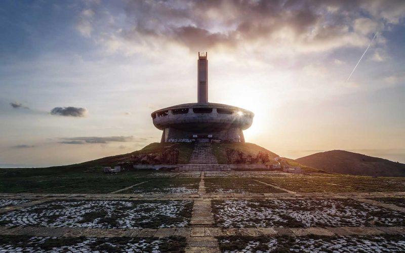 © Magda Stawowczyk, Buzludzha Monument, Bulgaria.