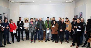 O parte dintre expozanti, gazde si invitati © mondorama.ro