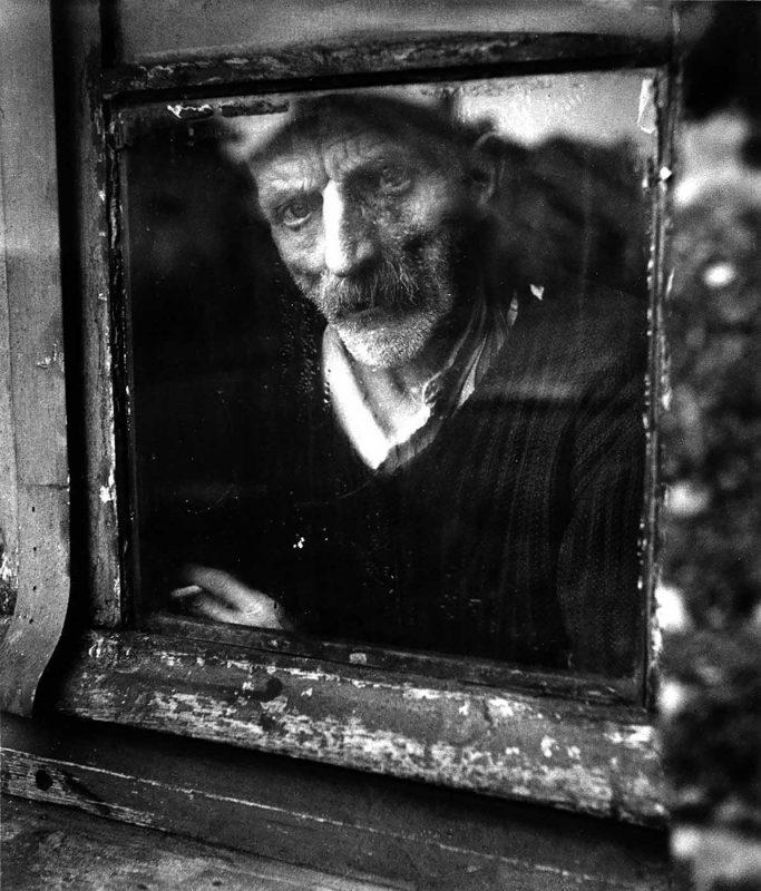 © Willy Ronis. Mineur silicosé, près de Lens, 1951