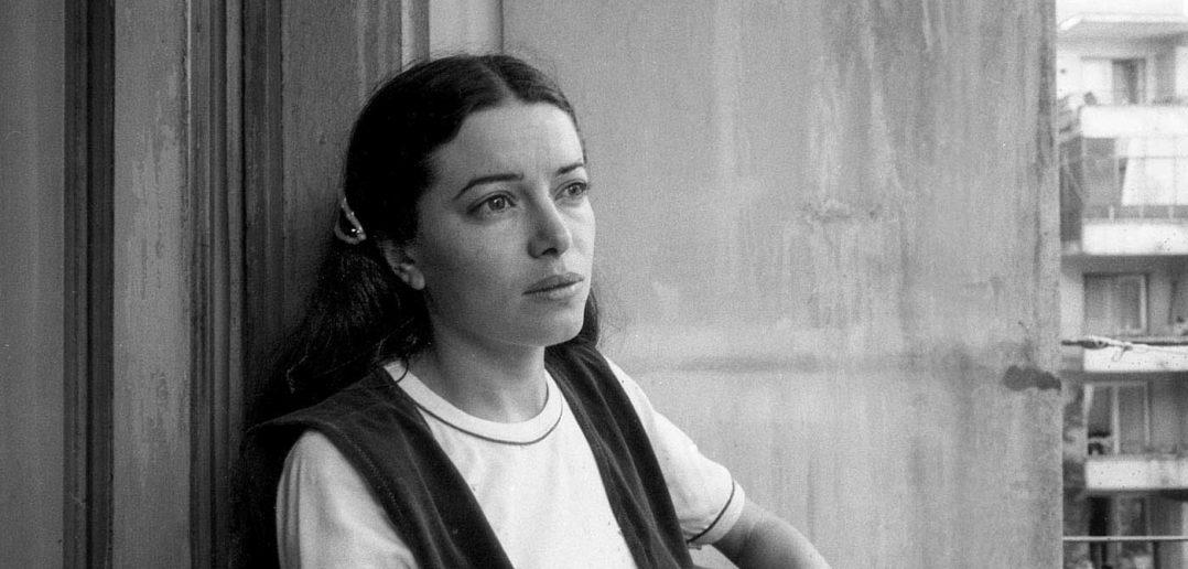 © Alfredo Padrón. Dora, soția lui Nichita Stănescu.