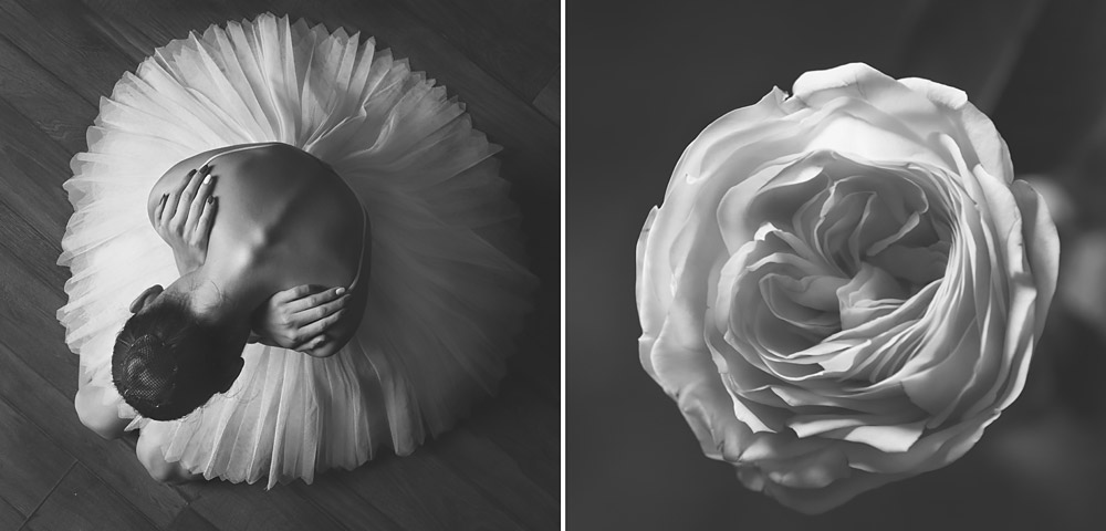 © Yulia Artemyeva: Ballerina and Flowers