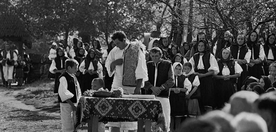 © Dan Dinescu, Ieud, Biserica din Șes, 1975