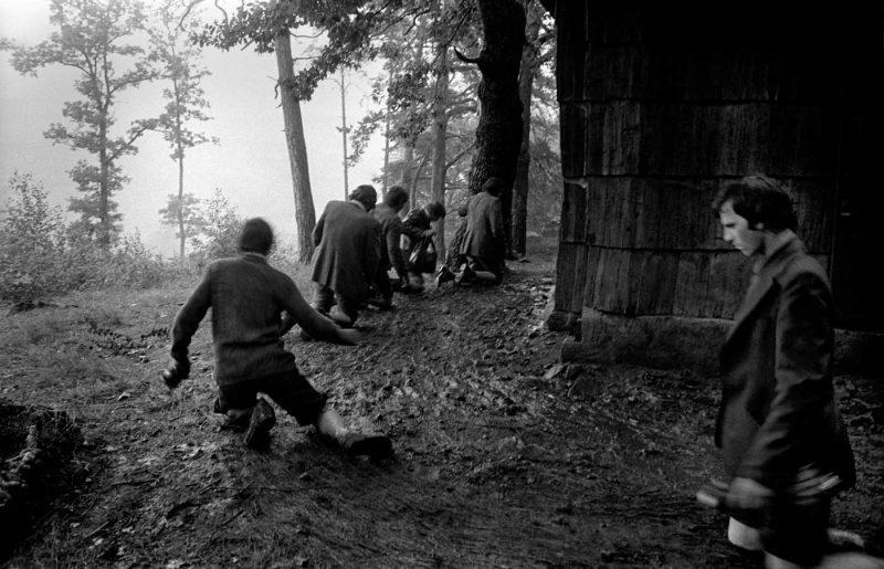 © Antonin Kratochvil, Penance, Poland, 1976.