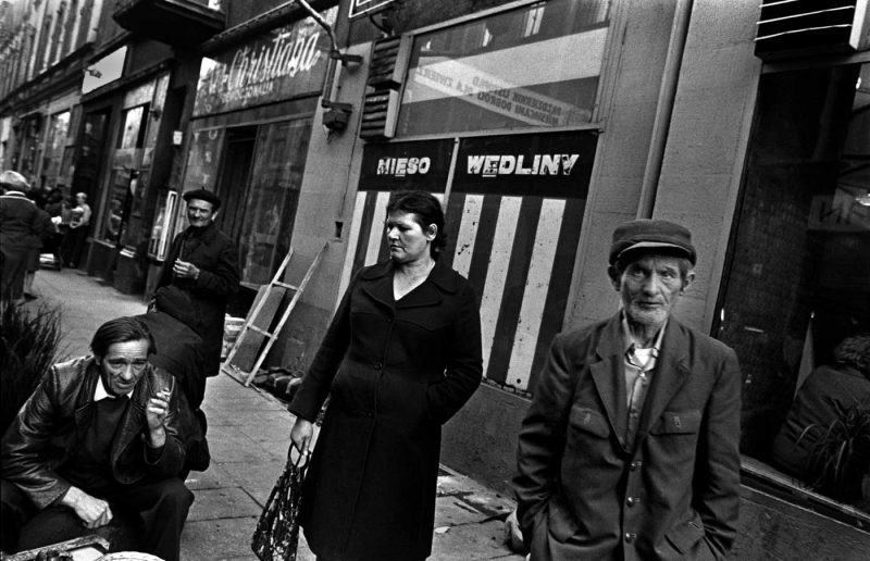 © Antonin Kratochvil, Food crisis, Poland, 1979.