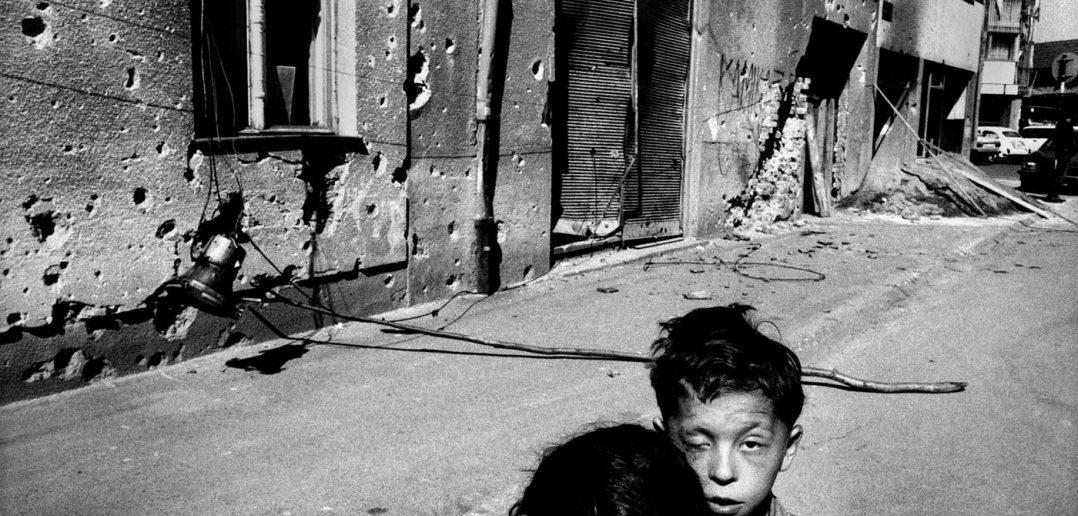 © Antonin Kratochvil, War wounded, Bosnia, 1992.