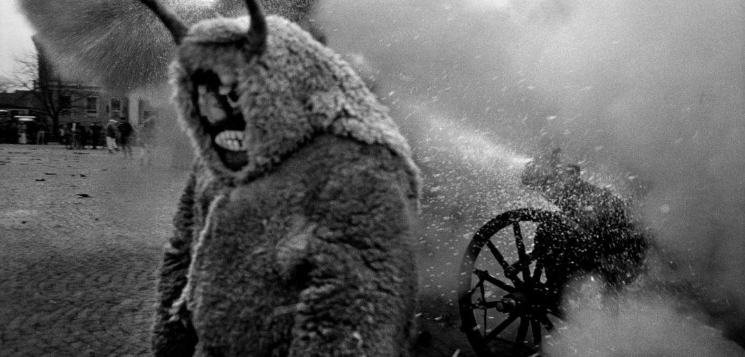 © Antonin Kratochvil, Pagan festival, Hungary, 1992.