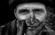 © Antonin Kratochvil, Polluted garden, Romania, 1995