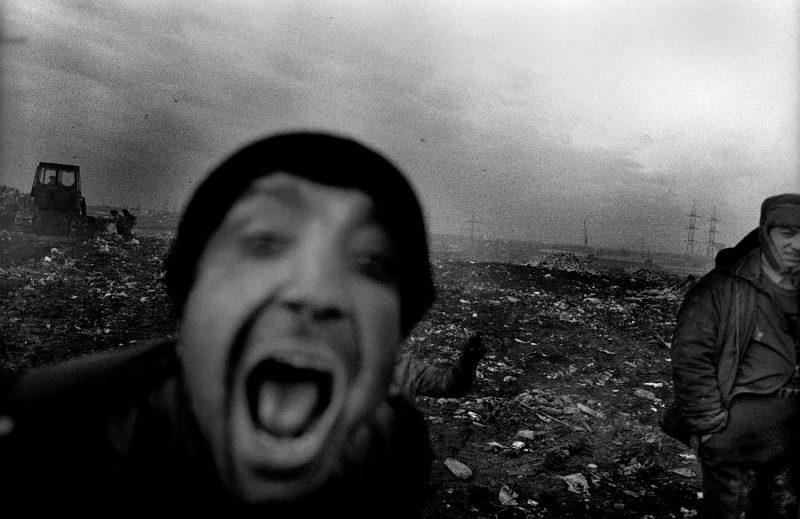 © Antonin Kratochvil, Scream, Romania, 1995.