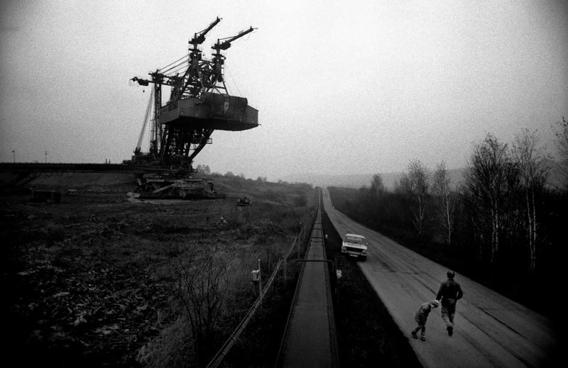 © Antonin Kratochvil, Earth Eater, Czech Republic, 1995.