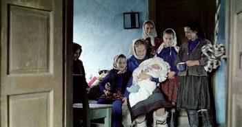 © Dan Dinescu, Familie din Ferești, 1976.