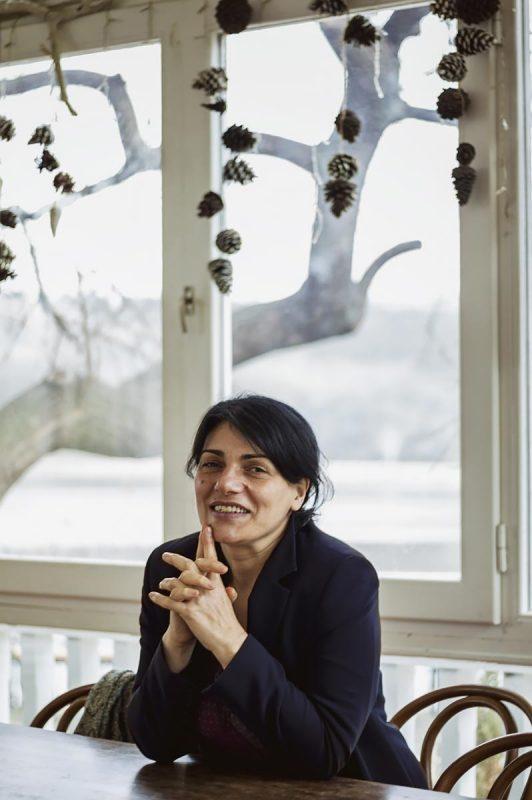 Natela Grigalashvili by Nina Baidauri