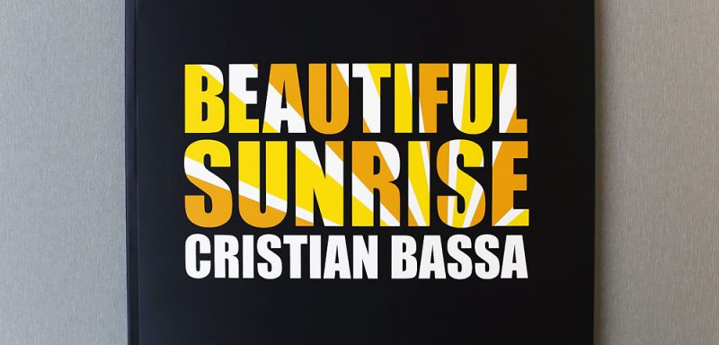 Cristian Bassa, Beautiful Sunrise, coperta.