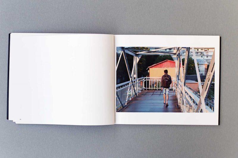 Cristian Bassa, Beautiful Sunrise, pagini interioare.