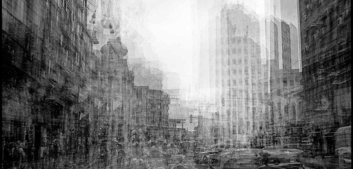 Dan Moruzan: Grafisme în alb-negru