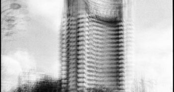 © Dan Moruzan - București: foto crochiuri, Hotel Intercontinental.