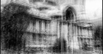 © Dan Moruzan - București: foto crochiuri, Palatul CEC.