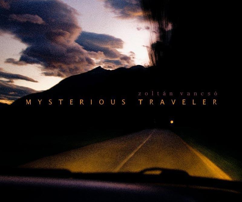 "Copertă ""Mysterious Traveler"""