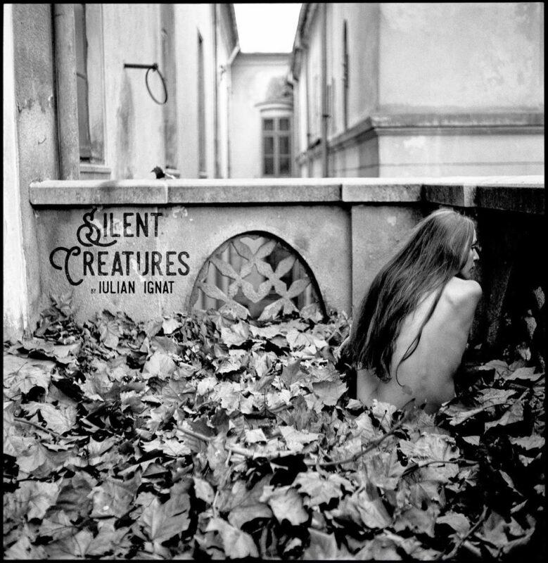 Silent Creatures, imaginea de copertă © Iulian Ignat