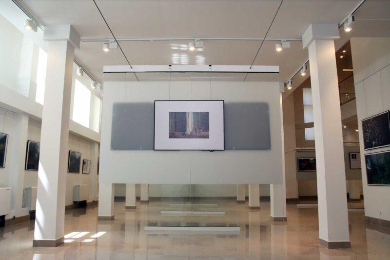 Aspect din expoziție: imagine de la Silviu Gheție. © mondorama