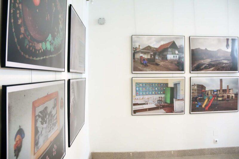 Aspect din expoziție: imagini de la Bogdan Croitoru. © Remus Toderici